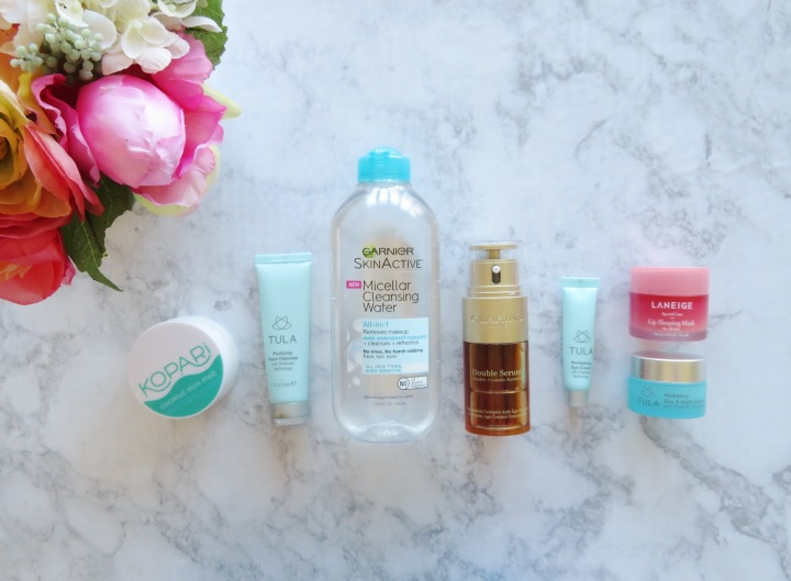 My Current PM Skincare Routine
