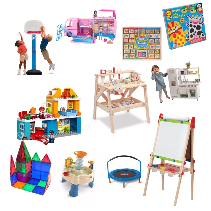 Holiday gift guide: Preschoolers