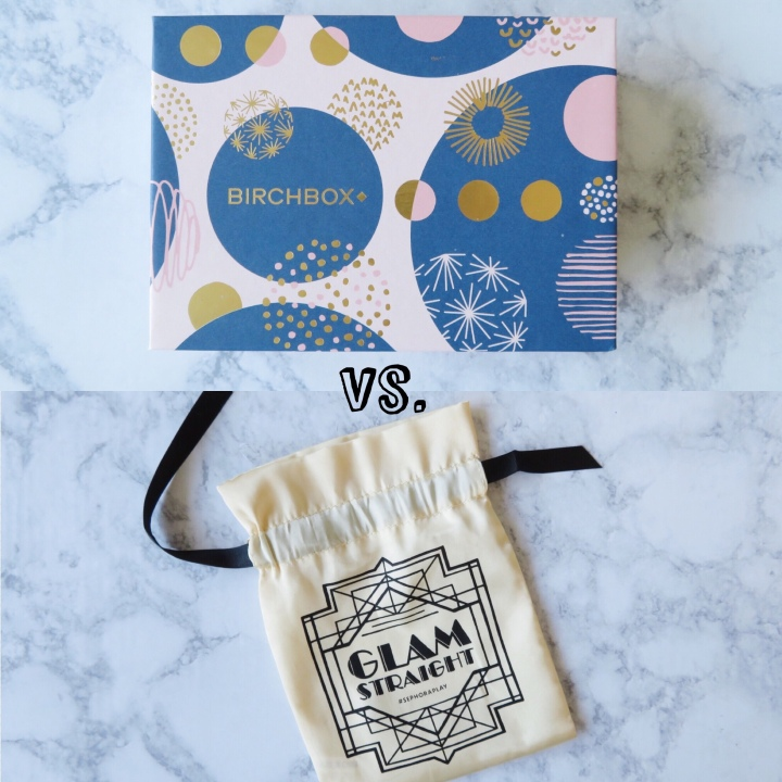 Birchbox vs. PLAY! December edition