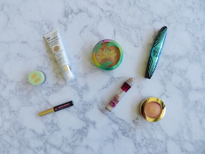 Daily makeup routine using just drugstoreproducts