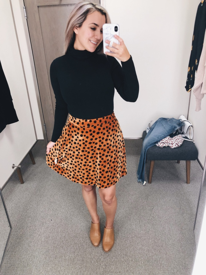 Mini Nordstrom Try-On