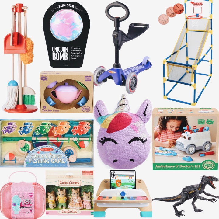 AGES 1-5 Gift Guide 2018